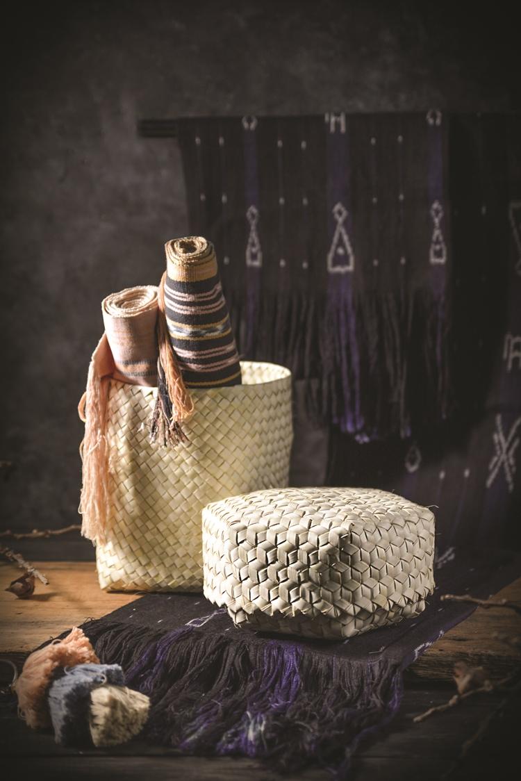 Lontar & Pandan Woven Products